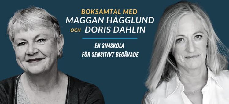 Maggan Hägglund och Doris Dahlin