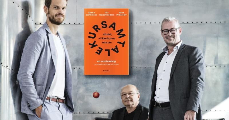 Svend Brinkmann, Tor Nørretranders og Rane Willerslev