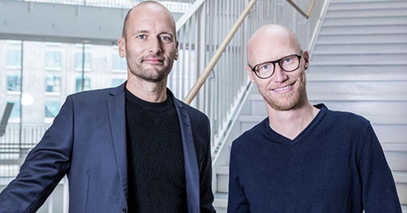 Thomas Lundby og Morten Novrup Henriksen