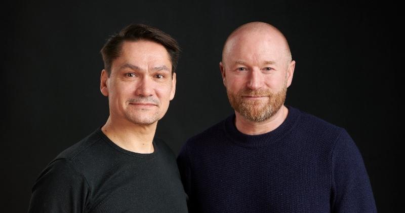 Lars Mogensen og Henrik Heilmann