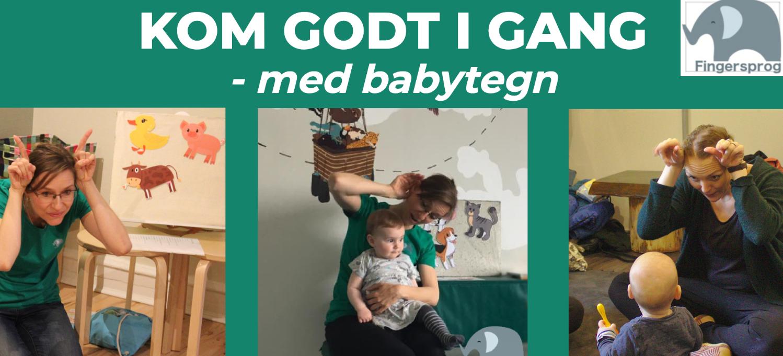 Maya Hagemann fra Fingersprog.dk
